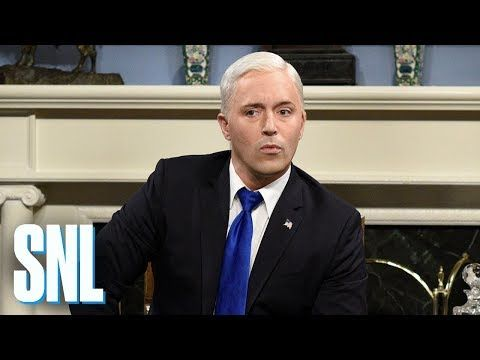 Mike Pence Impeachment Strategy Cold Open Snl Youtube Cold Open Laraine Newman Snl