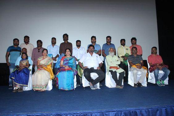 Oru Thavaru Seithal Athai Therinthu Seithal Short Film Press Meet