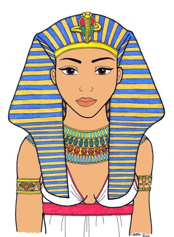 Queen Hatshepsut   Egyptian Theme Children's Church ...