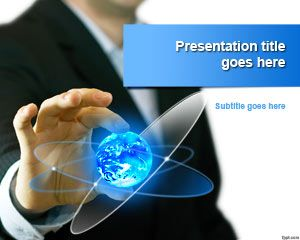 Business presentation background