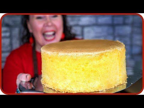 Biskuitboden Wunder Oder Warum Du Nie Wieder Einen Anderen Backen Wirst Youtube In 2020 Biskuitboden Backen Kuchen Und Torten Rezepte Kuchen Und Torten