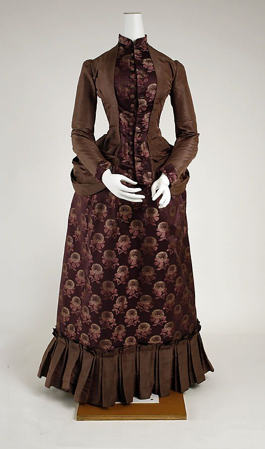 1884 Wedding Dress (American)