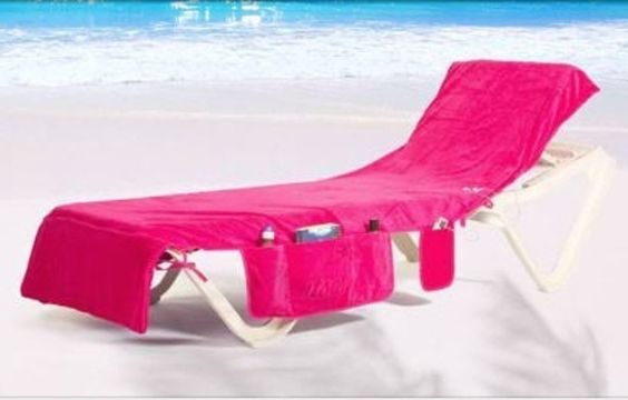 Pinterest the world s catalog of ideas for Chaise lounge beach towels