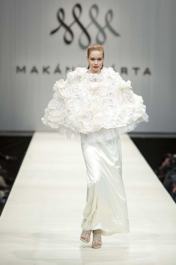 Makány Márta Fashion Show  #MakanyMarta #fashion #show