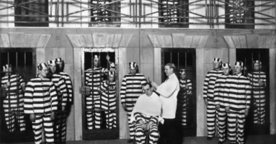 1910 Prison Uniform Google Search Parade Pinterest Prison Chicago Photos Cook County Jail Chicago History