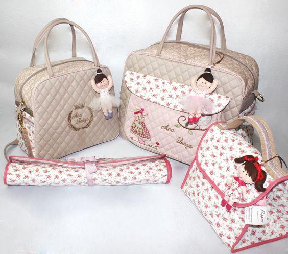 Kit maternidade www.puppen.com.br