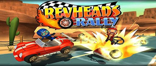Rev Heads Rally V3 0 Mod Apk Para Elmas Hileli Oyunlar Oyun Android
