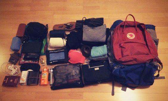 Wer schon mal mit dem Rucksack verreist ist, kennt das Problem: Jedes Gramm, das man einpackt, muss man später auch mit sich herumschleppen. Du solltest dir also im Voraus Gedanken machen, was du w…