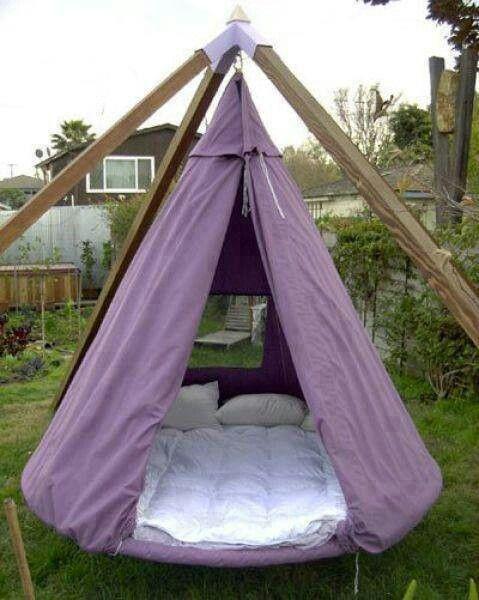Where Paul, my husband & I will hangout at night :)