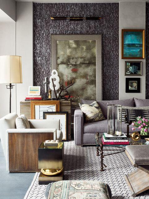 Designer Thom Filicia S New Home Is Award Worthy In 2020 Elle Decor Living Room Designs Living Room Decor