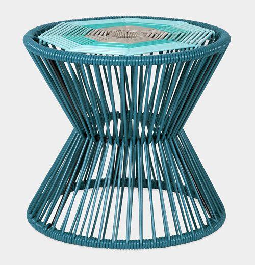 beautiful woven furniture @ MOMA store
