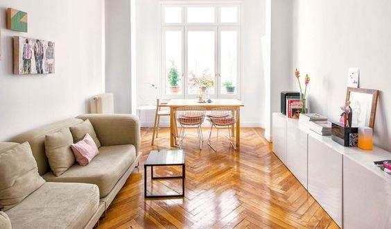 10 tips para decorar una sala pequeña