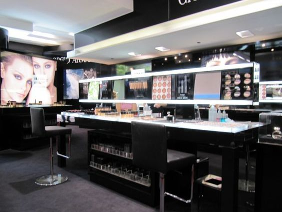 shopping report champs lys es sephora caf makeup. Black Bedroom Furniture Sets. Home Design Ideas