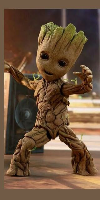 Baby Groot Cutest New Wallpaper Baby Groot Groot Marvel