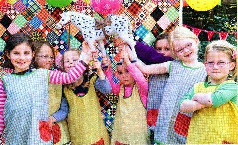 Maak er 'n feestje van!: Pippi feestje KEK