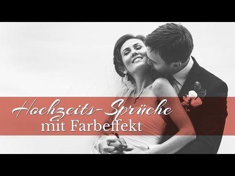 Spruche Zur Hochzeit Mit Dem Farbeffekt Aquasoft Hilfe Lieder Hochzeit Spruche Hochzeit Farbeffekt