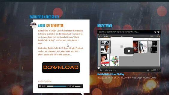 keygen 2013 battlefield 4 beta keys generator free codes