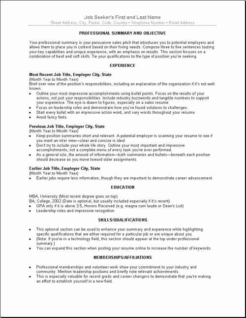Resume Examples For Older Workers Inspirational 30 Best Florida Job Search Resume Examples Good Resume Examples Resume Power Words