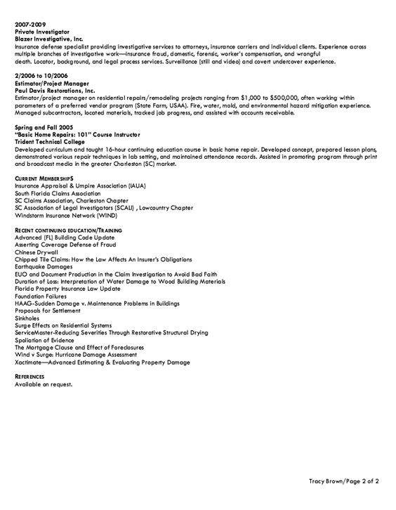 Television Host Resume Sample - http\/\/resumesdesign - fraud manager sample resume