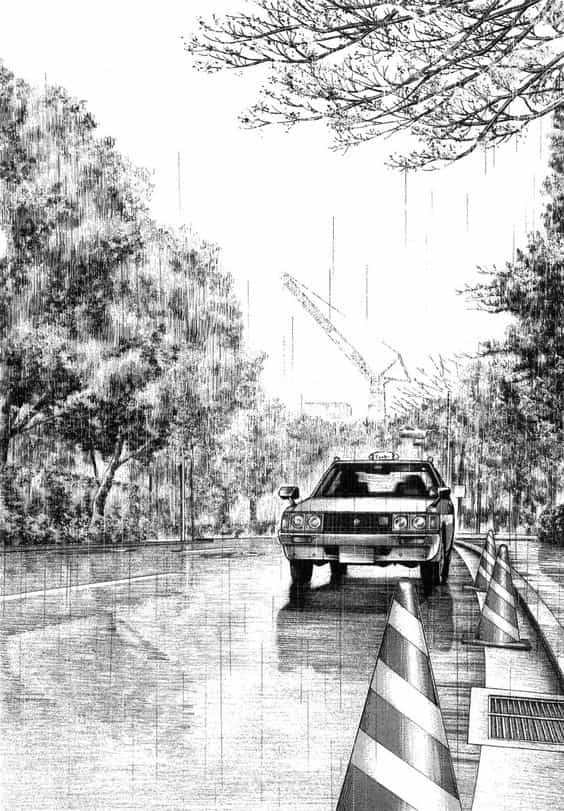 Manzara Resimleri Karakalem 55 Pixselle 2020 Manzara Resimleri Manzara Anime Sahnesi