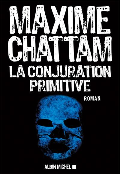Des fois, je m'interroge avec les romans sombres de Chattam... Qui est anormal? Lui? Moi qui les lit? Le monde qu'il décrit?