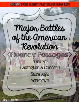 History questions about the american revolution?