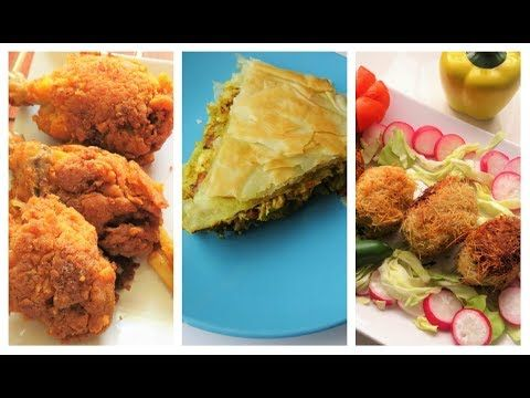 3 Chicken Side Dishes Worth Trying Ramadan Recipes Iftar
