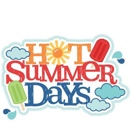 Hot Summer Day Clip Art – Cliparts