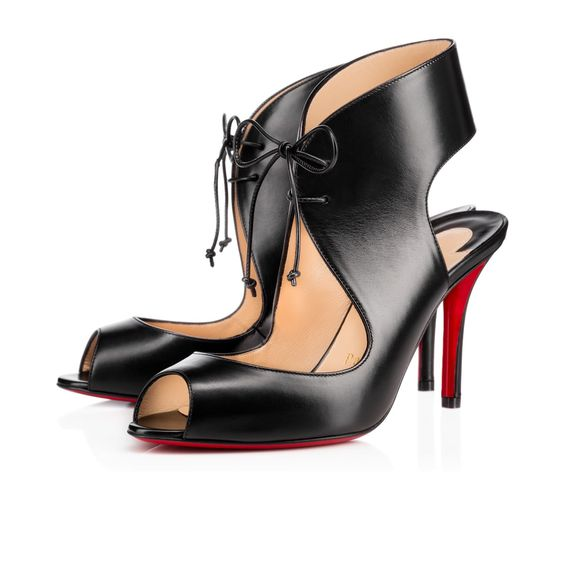 christian louboutin pigalle 85mm black leather