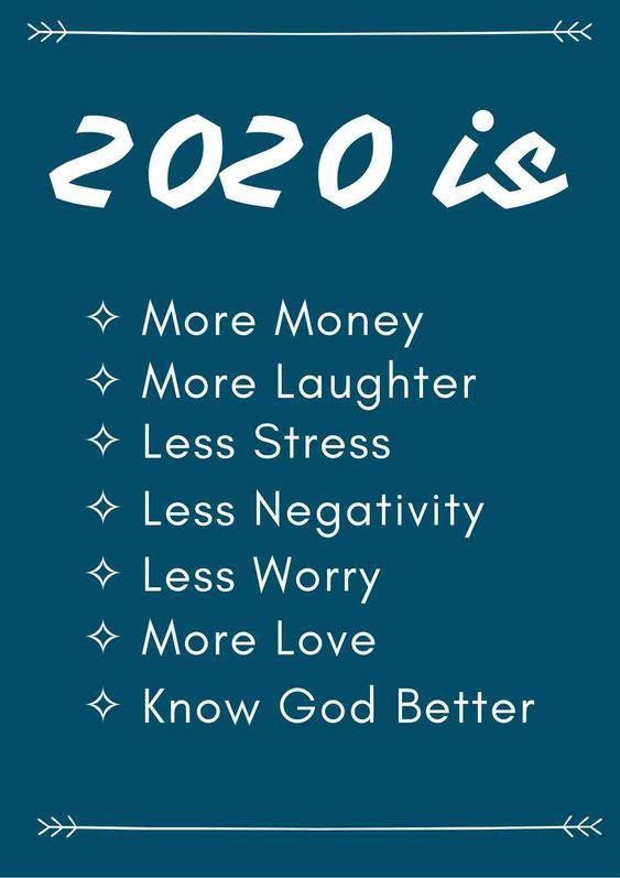 Kumpulan Gambar Kata Mutiara Tahun Baru 2020 Yang Cocok