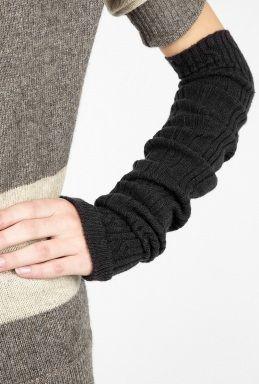 cashmere leg/arm warmers
