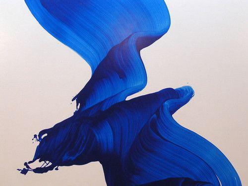 color, movement - love