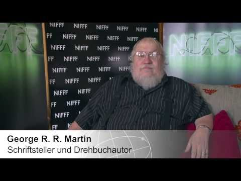 "George R.R. Martin: ""Fuck you to those people"" - YouTube"