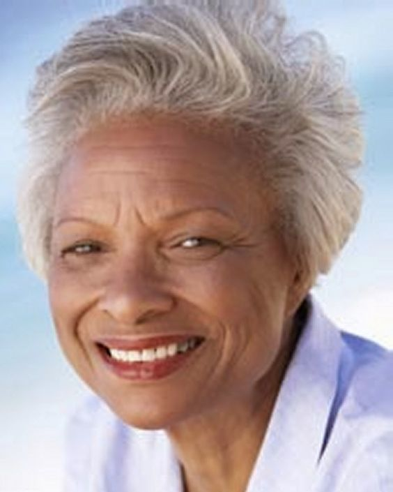Marvelous Black Women Of Age Trendy Short Hairstyles For Black Women Over Short Hairstyles For Black Women Fulllsitofus