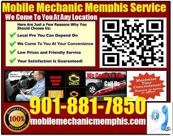 Mobile Mechanic Memphis TN auto car repair service shop review that comes to you call 901-881-7850 or visit us at http://mobilemechanicmemphis.com/