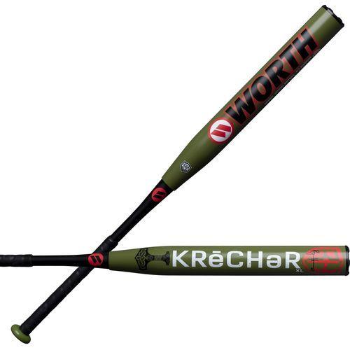 2019 Worth Wicked Branch XL 12.5″ 2PC USSSA Slowpitch Bat WKJBMU 34//26