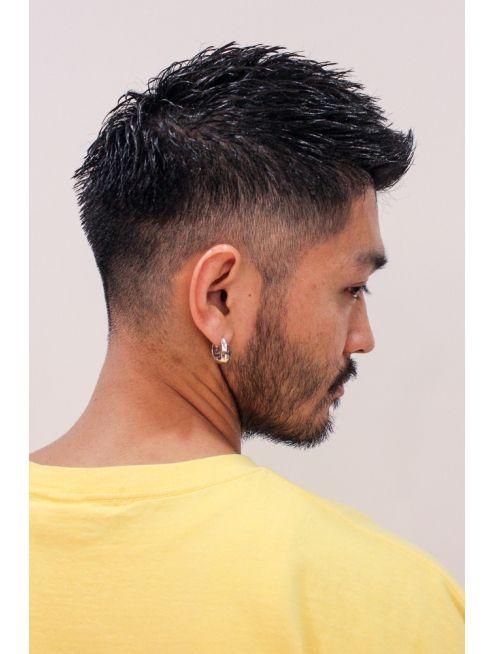 メリケンバーバーショップ Merican Barbershop グラデーション
