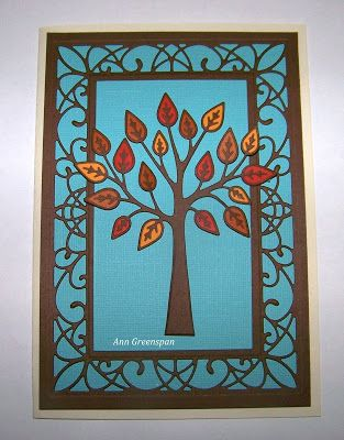 Ann Greenspan's Crafts: A Tree of Life