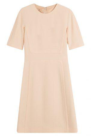 Michael Kors Collection Michael Kors Collection Kleid aus Wolle &#8211…