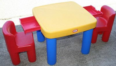 Breathtaking Thomas The Tank Engine Table And Chairs Little Tikes & Little Tikes Table And Chair Set u0026 Little Tikes Take Along Thomas ...