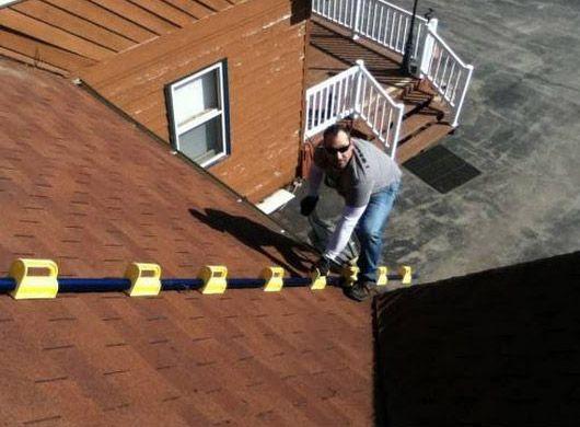 Goat Steep Assist Roof Ladder Roof Ladder Ladder Roofing Tools