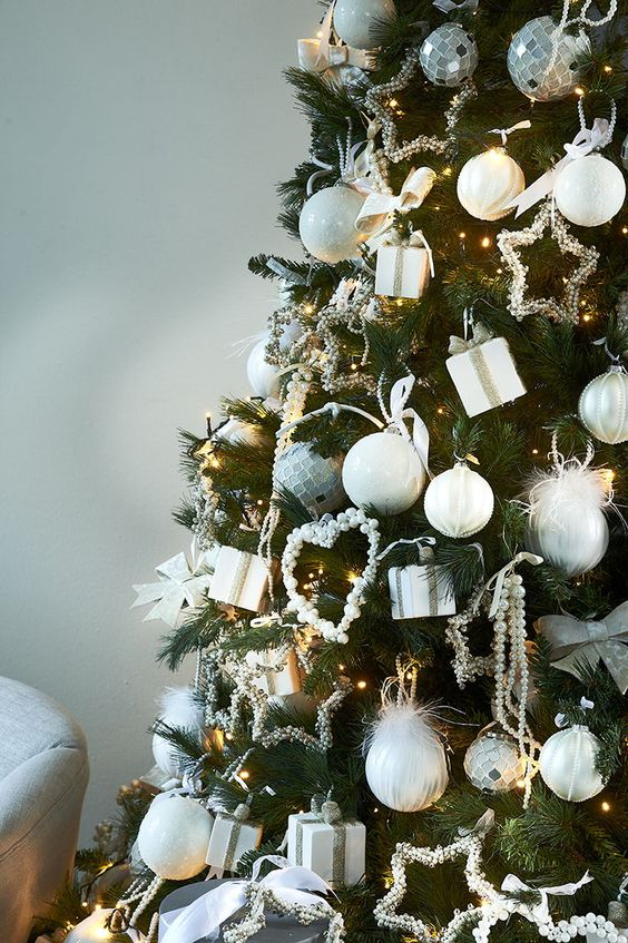 Afbeelding Van Kerst Door Diana Diy Kerstversiering Versierde Kerstbomen Kerstballen