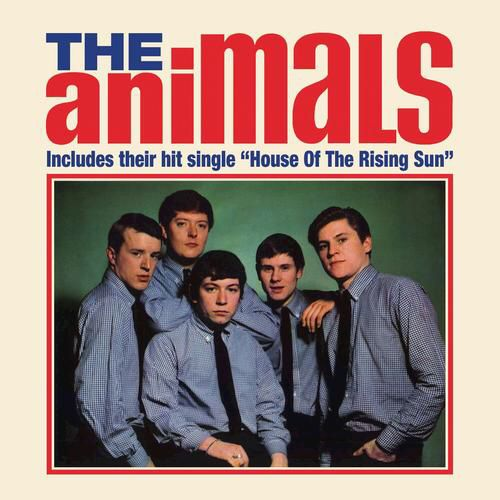 I M Listening To The House Of The Rising Sun By The Animals On Pandora Eric Burdon Rock Album Covers Music Album Covers