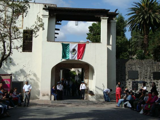 Ex-combento de Churubusco, México DF