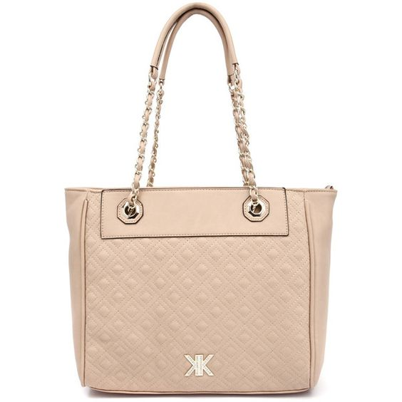 Kardashian Kollection 3497 Camel Tote (6.270 RUB) ❤ liked on Polyvore featuring bags, handbags, tote bags, pocket tote, pocket purse, pink handbags, kardashian kollection handbags and pocket tote bag