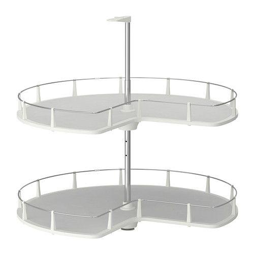 utrusta corner base cabinet carousel pie pan base cabinet carousels and cabinets. Black Bedroom Furniture Sets. Home Design Ideas