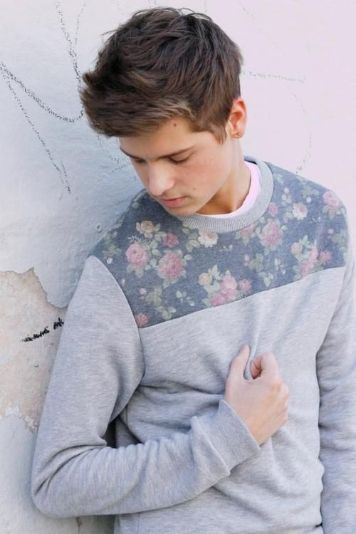 florals, for spring? haha #spring