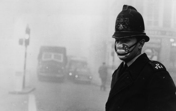 The Clean Air Act was implemented in 1956, but the fatalities from the Great Smog are said to have reached 12,000.