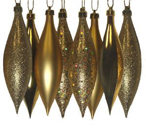 These dazzling ornaments are done in 4 amazing finishes: shiny, matte, glitter drenched and holographic glitter sparkle #freeshipping