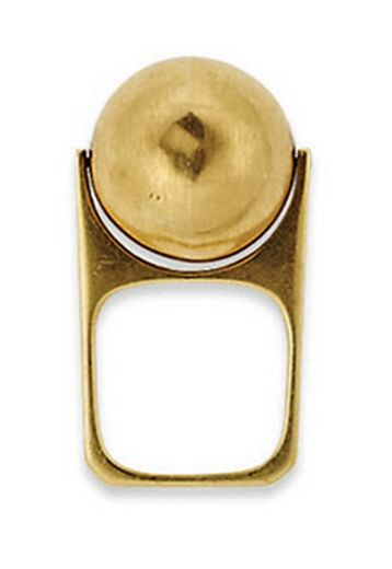 Cartier A Gold Ring by Dihn Van